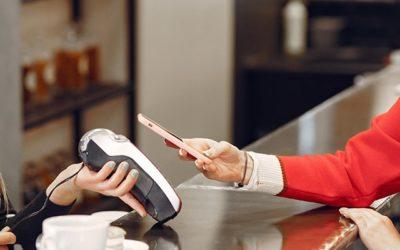 Contactless conversational commerce